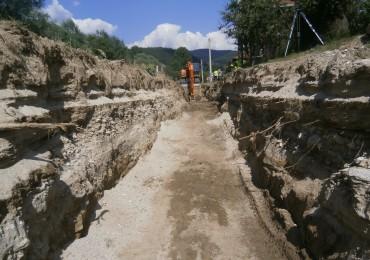 Construction site, Belitsa municipality