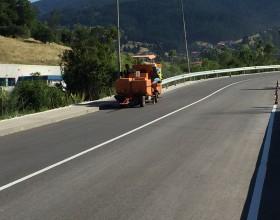 """Проект транзитни пътища V – Лот № 14: Път II-86 """"Асеновград – Смолян"""